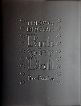 trevor brown book